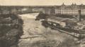 Narowa Wasserfall und Fabrik Kränholm 1886.png