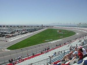 Oval track racing - Las Vegas Motor Speedway
