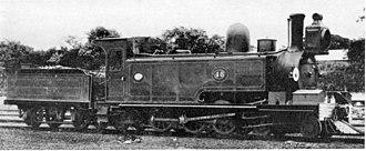 NGR 4-6-2TT Havelock - Image: Natal 4 6 2TT Havelock (ex 2 8 2TT)
