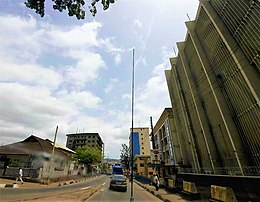 National Museum of Sierra Leone at Cotton tree in Freetown - Mapillary (Yp2BPDsT7TyNtrN6lZ4z9Q).jpg