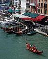 Native American canoe in Venice Italy.jpg
