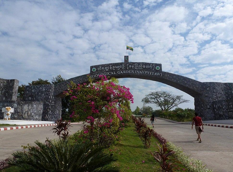 Naypyidaw -- Zoo