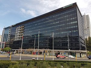 Nedbank - Image: Nedbank regional office in Cape Town, South Africa