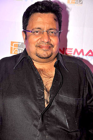 Neeraj Vora at the launch of 'Its Only Cinema' magazine 08.jpg