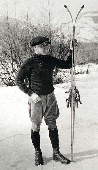 Nels Nelsen - Nels Nelsen in 1925