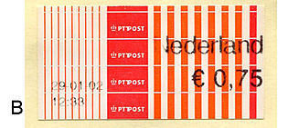 Netherlands stamp type PO-A3B.jpg
