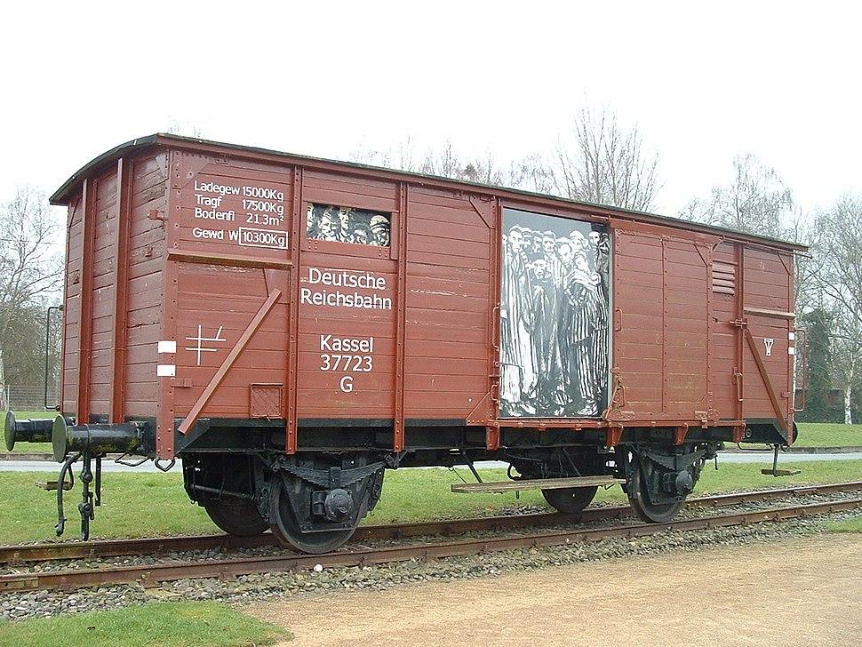 Neuengamme wagon