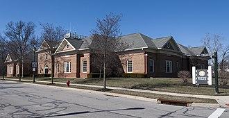 New Albany, Ohio - New Albany Police Headquarters