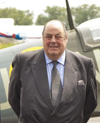 Minister of State for the Armed Forces - Image: Nicholas Soames in Prague (1)
