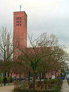 Niederrad katholische Kirche 2