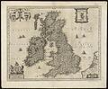 Nieuwe en perfeckte caerte van Engelandt Schotlandt en Yerlandt nieuwelyck vyt gegeven (8643652776).jpg