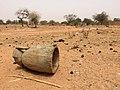 Niger, Guesselbodi (11), village scene.jpg