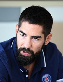 Nikola Karabatić French handball player
