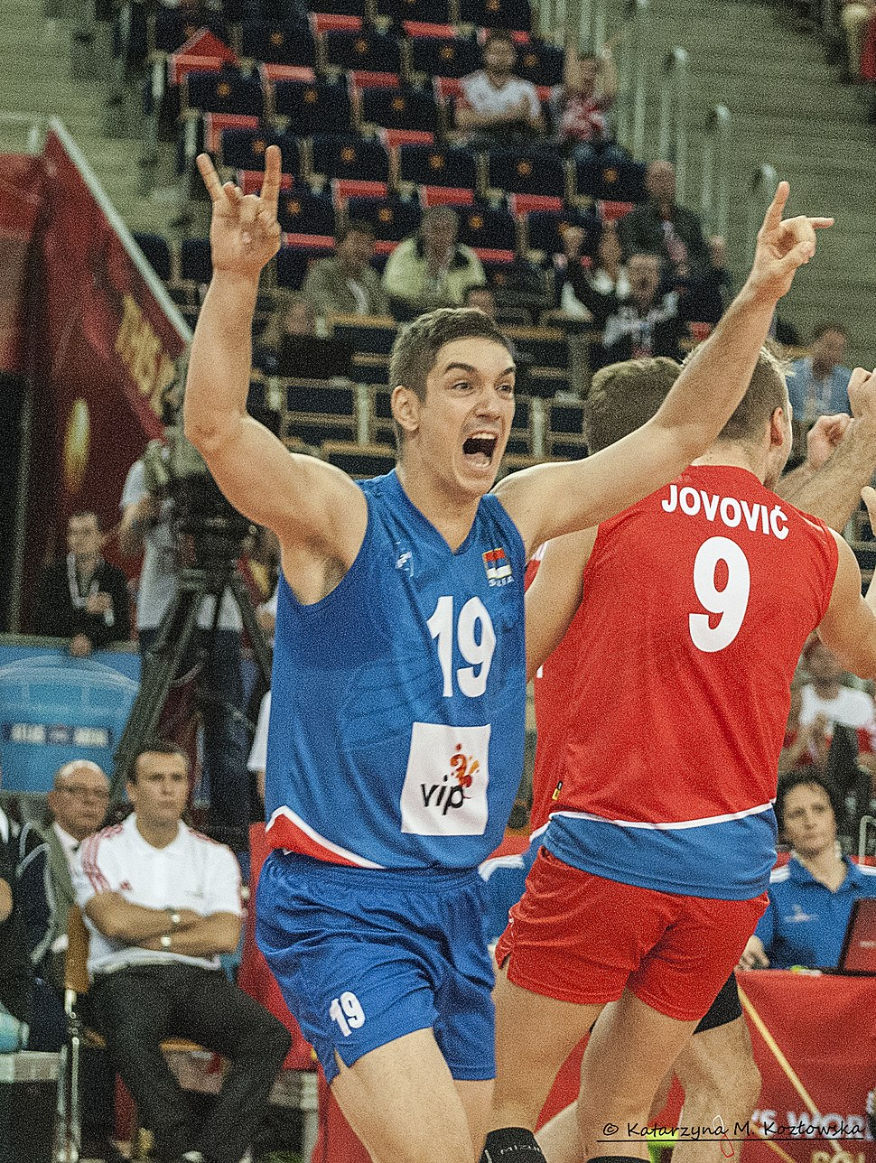 Nikola Rosić SRB WC 2014