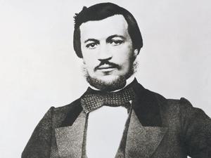 Nikolaus Otto - Nicholas August Otto circa 1868