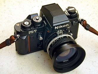 Nikon F3 - Nikon F3/T made of titanium