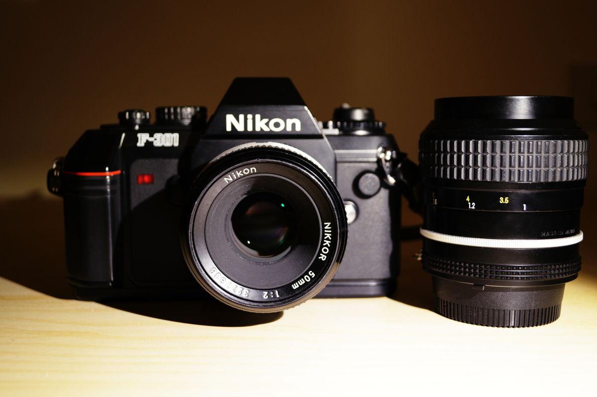 nikon f 301 wikipedia rh en wikipedia org Nikon F5 nikon f 301 user manual