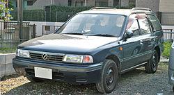 Y10 Nissan AD Wagon