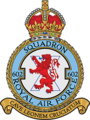 "No.602 Squadron ""City of Glasgow"" Unit Badge.png"