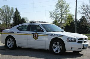 North Dakota Highway Patrol - North Dakota Highway Patrol Dodge Chargers