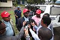 North Kivu Minister of the Interior giving few word to journalists (26182397322).jpg