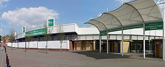 Emerald Headingley Stadium - North Stand and entrance