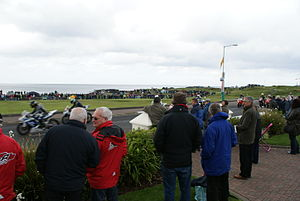 North West 200 - Spectators enjoying the 2009 event.