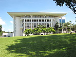 Parliament House, Darwin - Parliament House in Darwin