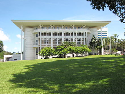 The legislative assembly building in Darwin Northern Territory Legislative Assembly.jpg