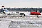 Norwegian (Freddie Mercury Livery), G-CKNA, Boeing 787-9 Dreamliner (40640596671).jpg