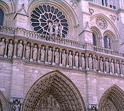 Pormenor da fachada oeste