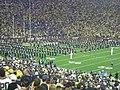 Notre Dame vs. Michigan 2011 06 (ND band).jpg