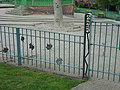 Nottingham Arboretum, the bandstand railings - geograph.org.uk - 790132.jpg