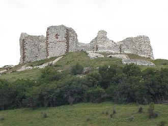 Siege of Novo Brdo (1440–41) - Remnants of the Novo Brdo Fortress