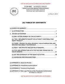Internal audit report writing format