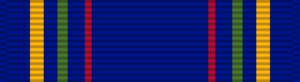 United States military award devices - Image: Nuclear Deterrence Operations Service Medal ribbon