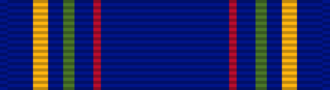 James A. Cody - Image: Nuclear Deterrence Operations Service Medal ribbon