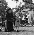 Nursery For Working Mothers- the work of Flint Green Road Nursery, Birmingham, 1942 D9050.jpg