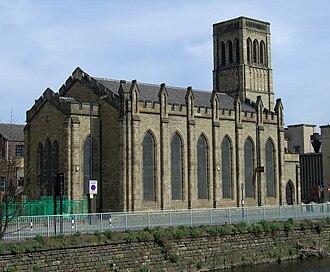 Neepsend - New Testament Church Of God, Nursery Street.