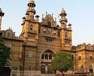 Vadodara Cosmopolitan City in Gujarat, India