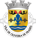 Coat of arms of Oliveira de Frades