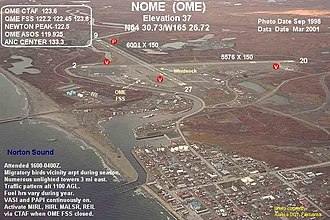 Marks Air Force Base - Image: OME d