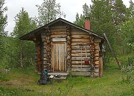 Nationaal Park Lemmenjoki Wikipedia