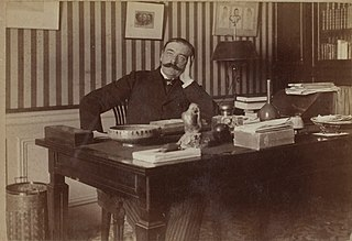 Octave Mirbeau French journalist, art critic, travel writer, pamphleteer, novelist, and playwright