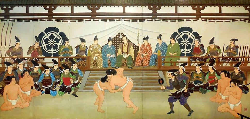 Oda Nobunaga sumo