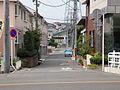 Odaka michi, Okehazama Midori Ward Nagoya 2012.JPG