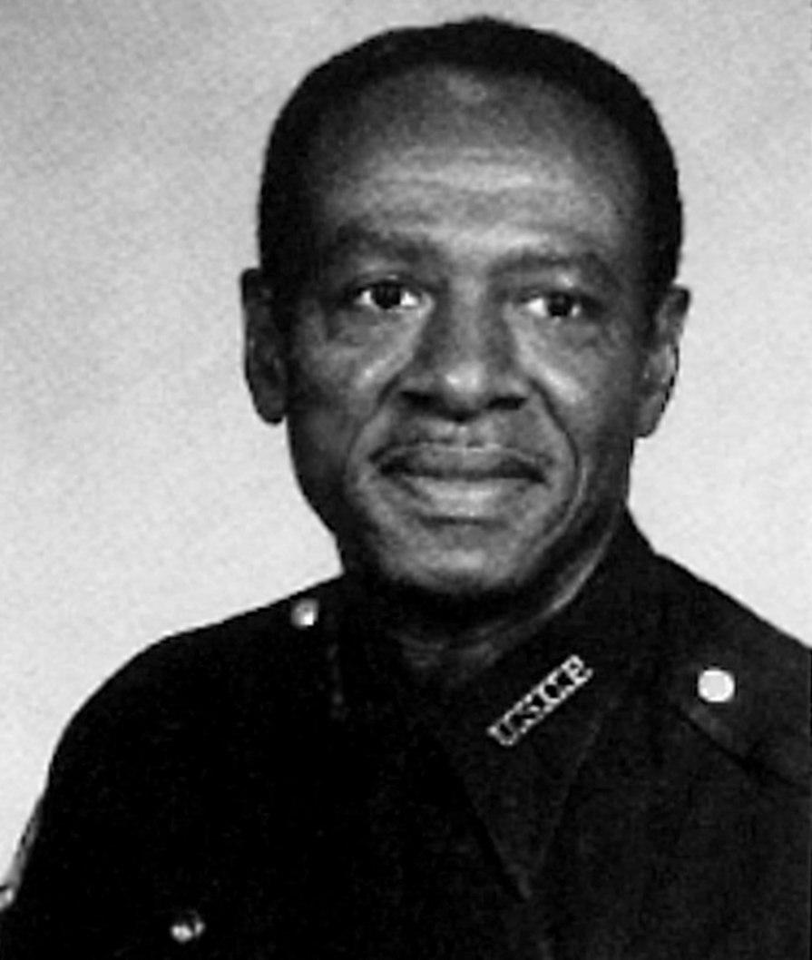 Officer Jacob Chestnut, USCP