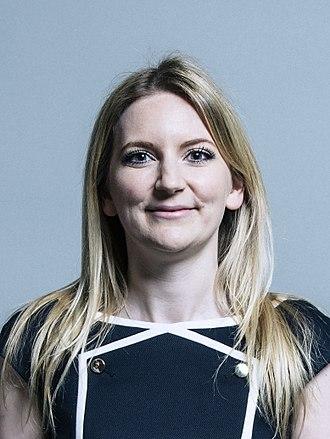 Julia Lopez (politician) - Image: Official portrait of Julia Dockerill crop 2