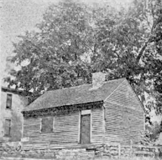 Ohio Company Land Office - Image: Ohio company office 1903