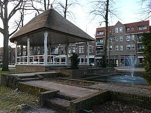 Oisterwijk - Gazebo in Oisterwijk